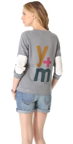 FREECITY Y+M Long Sleeve Tee