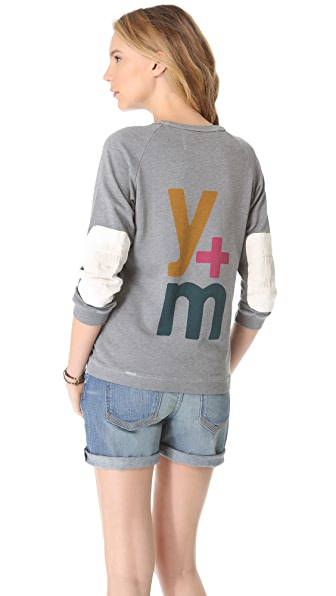FREECITY Y+M Long Sleeve Tee