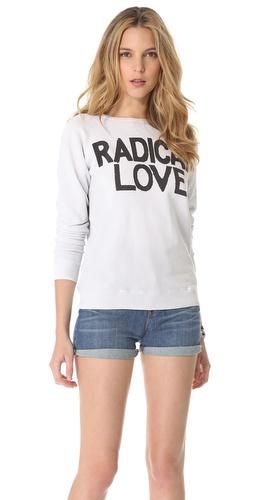 FREECITY Radical Love Top