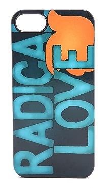 FREECITY Radical Love iPhone 5 / 5S Case