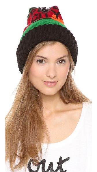 Freecity Large Hat - School Green at Shopbop / East Dane