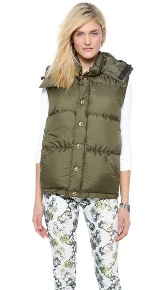 FREECITY OG Dove Puffer Vest