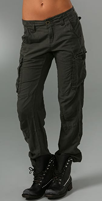 Free People Cargo Pants