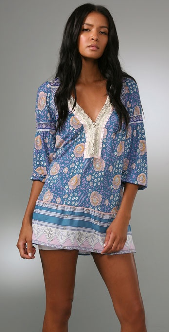 Free People Sweet Poland Tunic