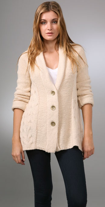 Free People Far Away Cardigan