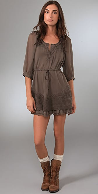 Free People Wild Horse Dress