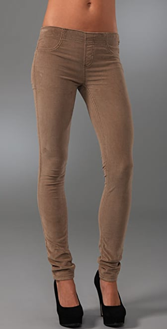 Free People Corduroy Leggings