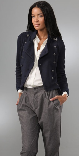 Free People Majorette Jacket
