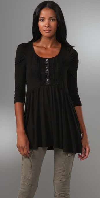 Free People Borealis Tunic