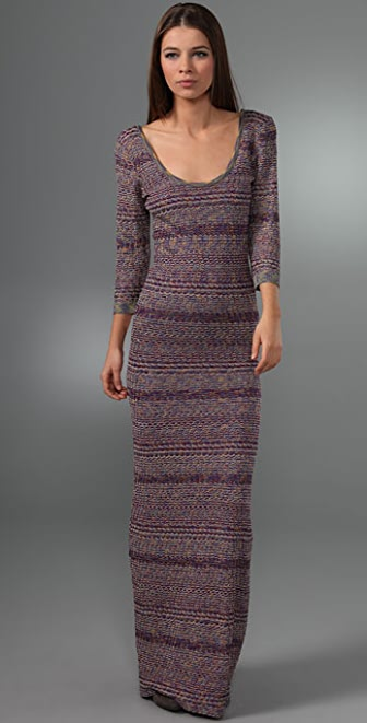 Free People Maxi Sweater Dress