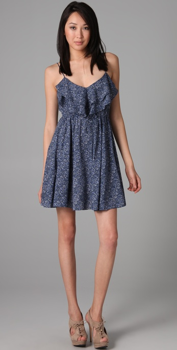 Free People Flutter Away Dress