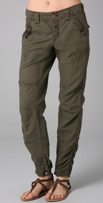 Free People Benji's Utility Pants