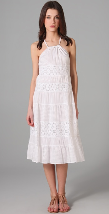 Free People Burnout Dress