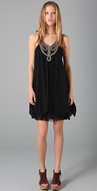 Free People Rainforest Dress