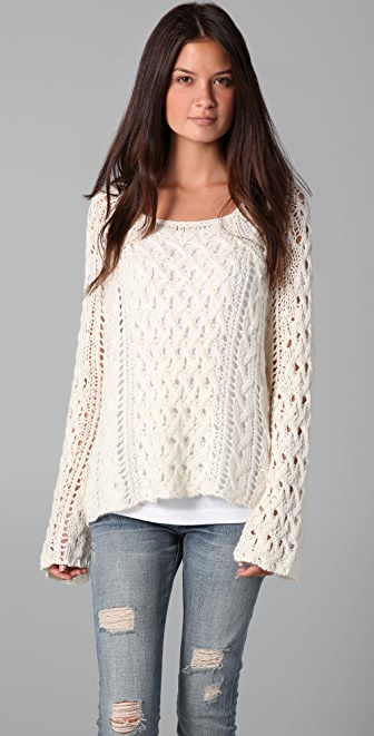 Free People Pegasus Sweater
