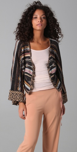 Free People Nopal Cardigan