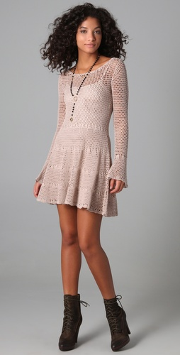 Free People Belle Swit Dress