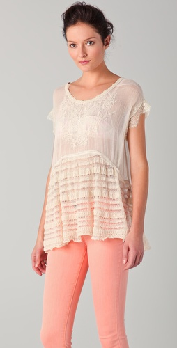 Free People Passage to India Top