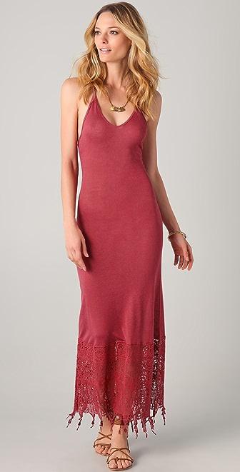 Free People Maxi Slip Dress