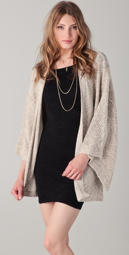 Free People Tokyo Eyes Cardigan
