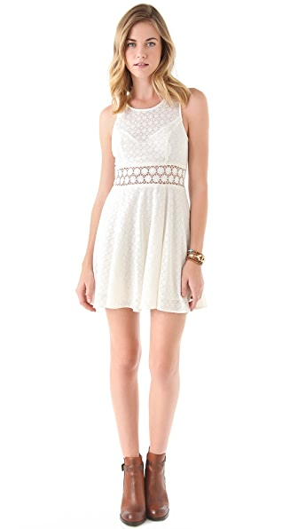 Free People Daisy Waist Dress