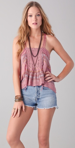 Free People Sundance Kid Tank