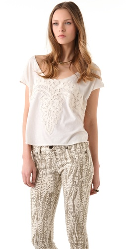 Free People Boxy Craf-T Tee