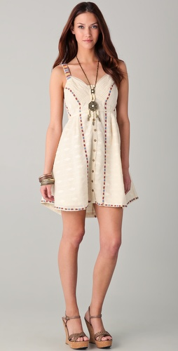 Free People New Romantics Yippie Gypsy Sun Dress