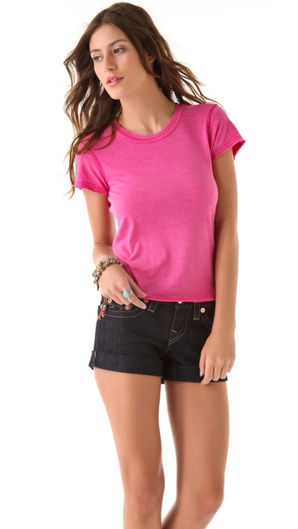 Free People The Mason Tee