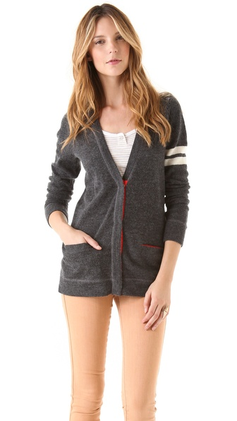 Free People Ivy Varsity Sweater