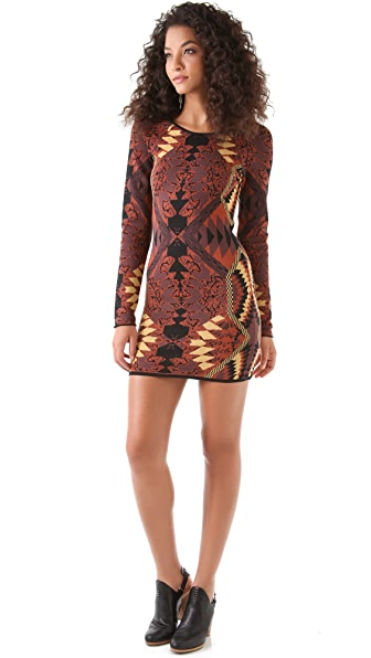 Free People Huntress of Man Dress