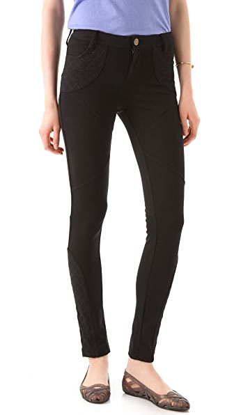 Free People Bike Babe Leggings
