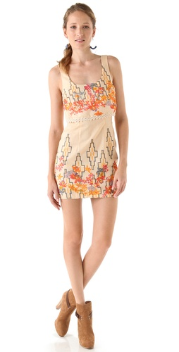 Free People The Big Bang Dress