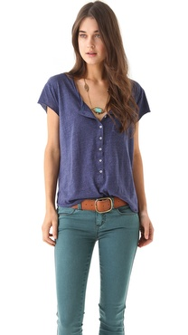 Free People Ex Boyfriend Tee