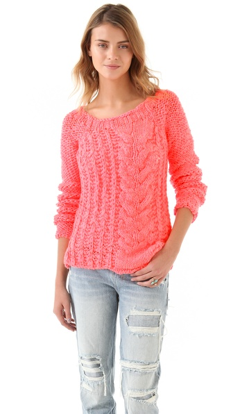 Free People Hot Tottie Sweater