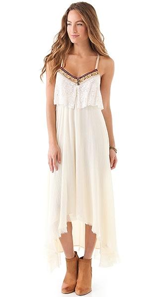 Free People Gypsy Heart Dress