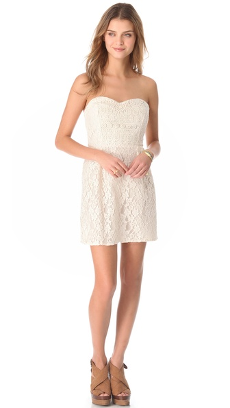 Free People I Heart Lace Dress