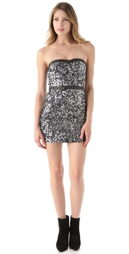 Shop Free People Beads & Leather Body Con Dress and Free People online - Apparel,Womens,Dresses,Cocktail,Night_Out, online Store