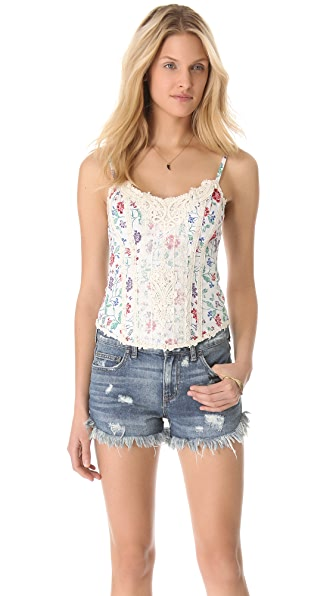Free People Miss Lizzy Camisole