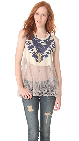 Free People Bonnaroo Swit Top
