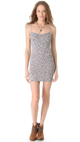 Free People Seamless Mini Slip Dress