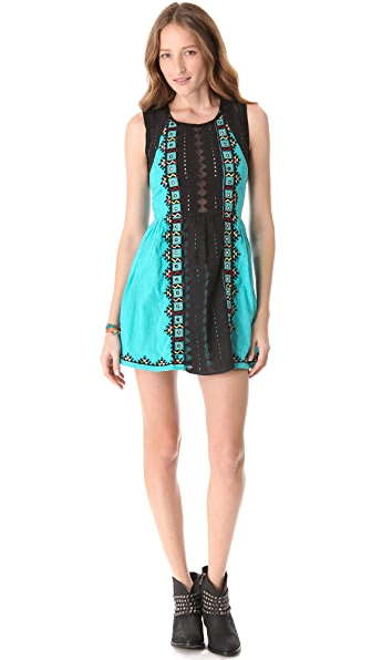 Free People Water Lily Dress