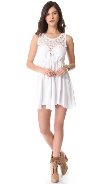 Free People Fiesta Dress