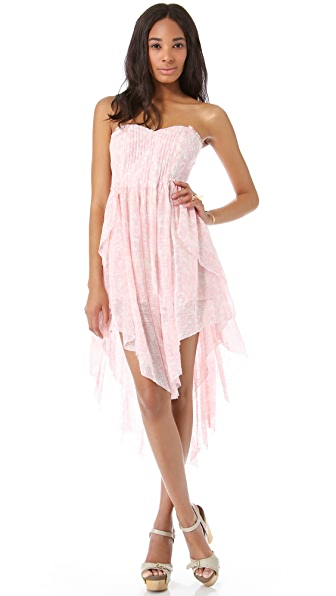 Free People Summer Daze Tube Dress