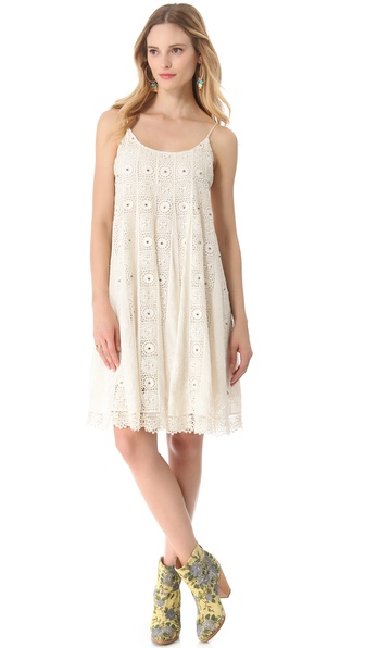 Free People Sunray Trapeze Party Dress