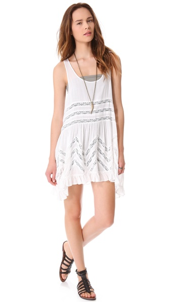 Free People Trapeze Slip