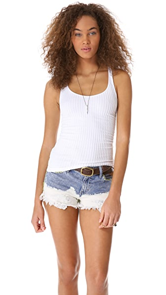Free People Racer Back Camisole
