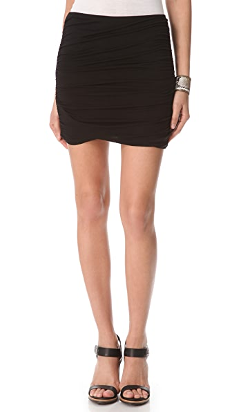 Free People Essential Scrunch Skirt