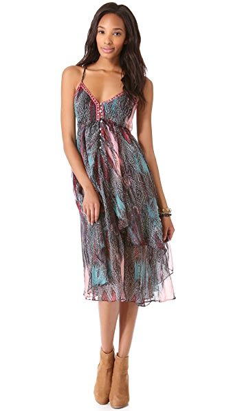 Free People Sea Gypsy Dress