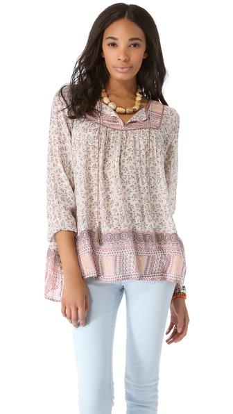 Free People Dream Lover Tunic
